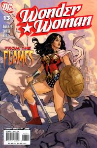 Чудо-женщина DC comics