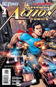 Action Comics (Vol. 2) №1 / Боевые Комиксы №1 читать онлайн