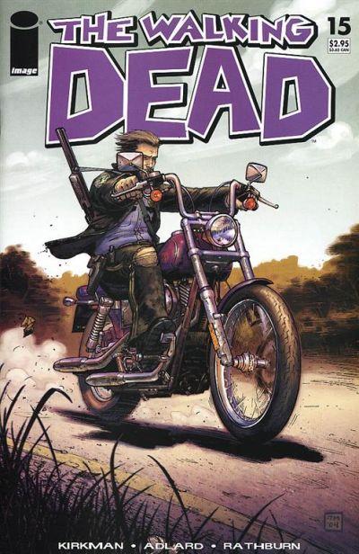 Ходячие мертвецы #15, читать комикс онлайн