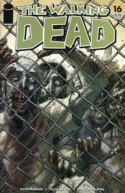 Ходячие мертвецы #16, читать комикс онлайн