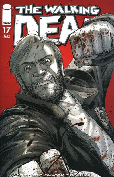 Ходячие мертвецы #17, читать комикс онлайн