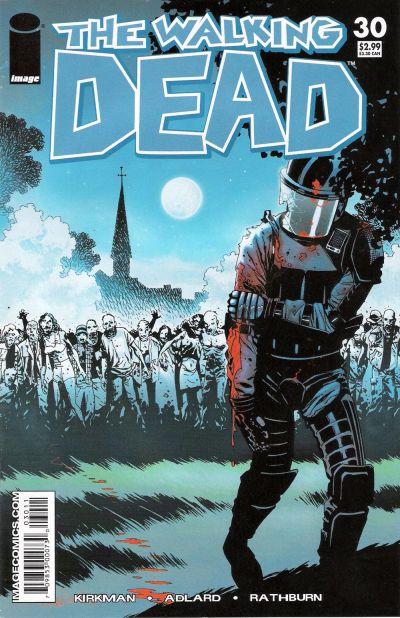 Ходячие мертвецы #30, читать комикс онлайн