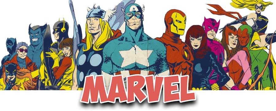 Marvel Марвел комиксы онлайн