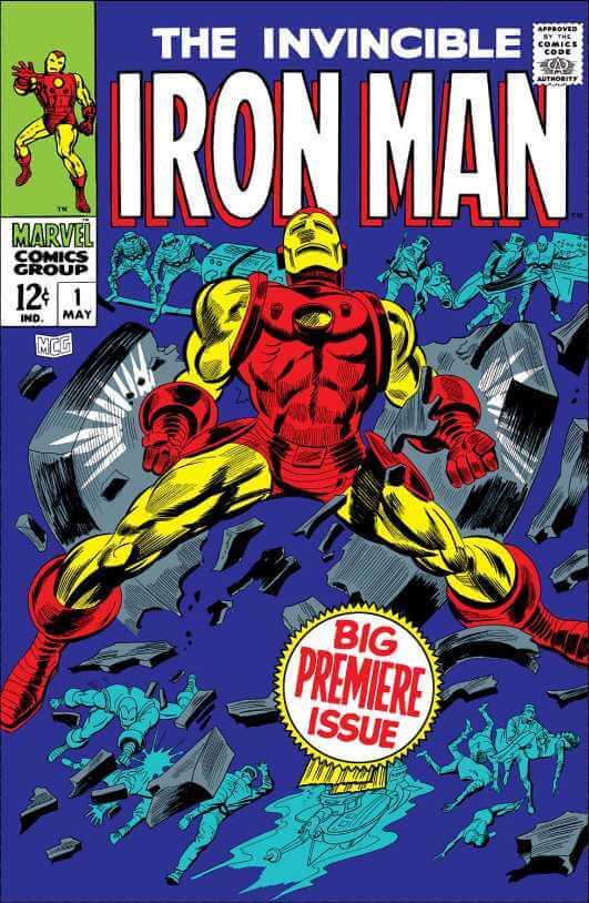 Железный Человек - Iron Man Vol.1