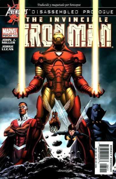 Железный Человек - Iron Man Vol.2 #84