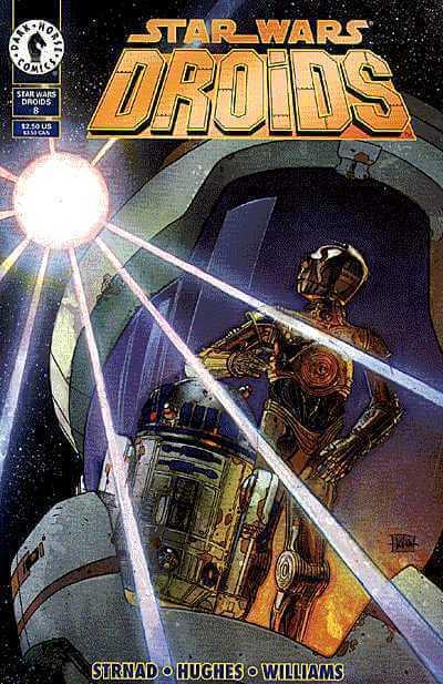 Звездные Войны: Дроиды - Время для мятежа #4