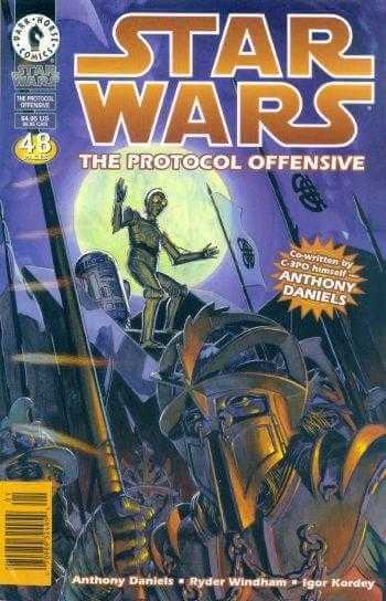 Звездные Войны - Наступательный протокол