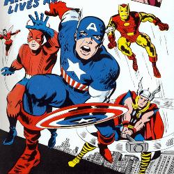 Мстители комикс читать онлайн