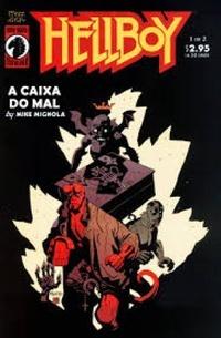 Хеллбой - Коробка, полная зла №1