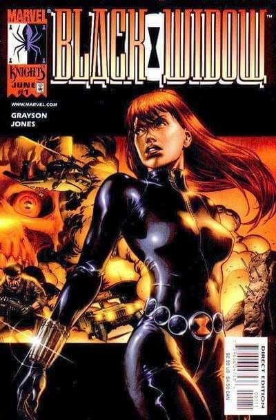 Черная Вдова Vol.1 #1