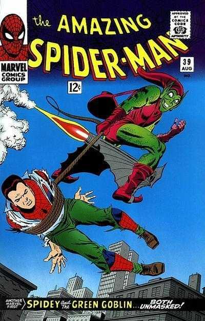 Удивительный Человек-Паук №39