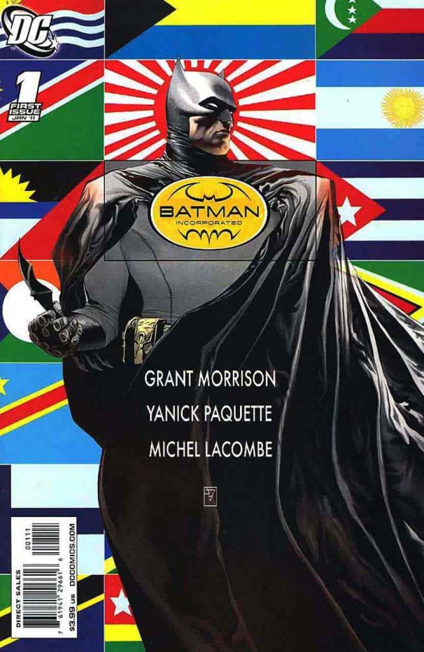 Читать Комикс Бэтмен - Корпорация №1