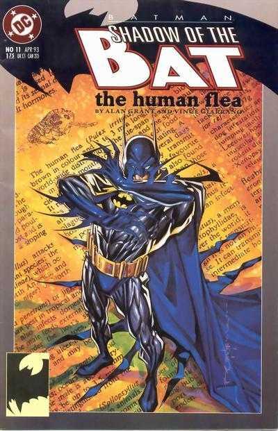 Читать Комикс Бэтмен - Тень Летучей мыши №11