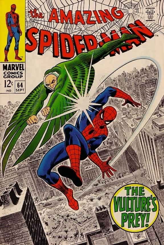 Читать Комикс Удивительный Человек-Паук №64 Онлайн и на русском языке