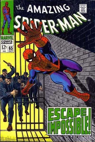 Читать Комикс Удивительный Человек-Паук №65 Онлайн и на русском языке
