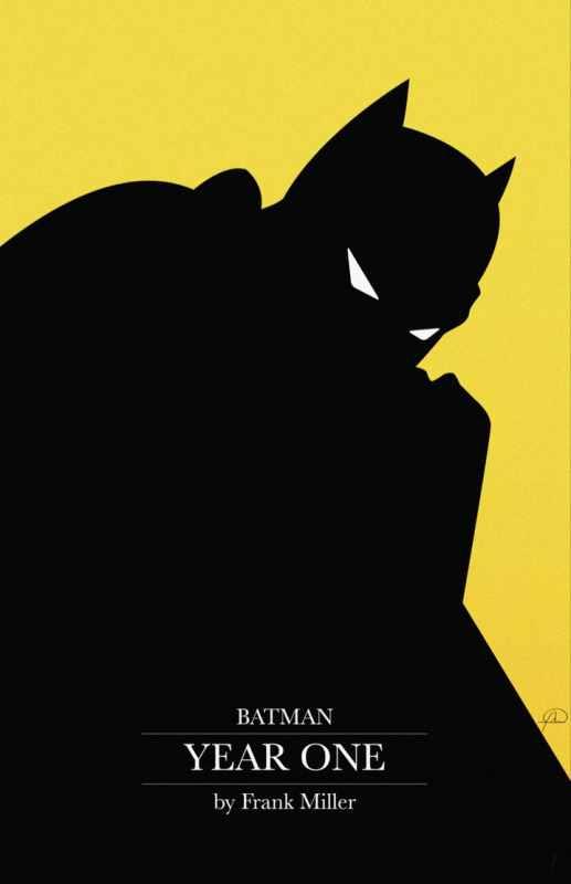 Обзор комикса Бэтмен - Год первый