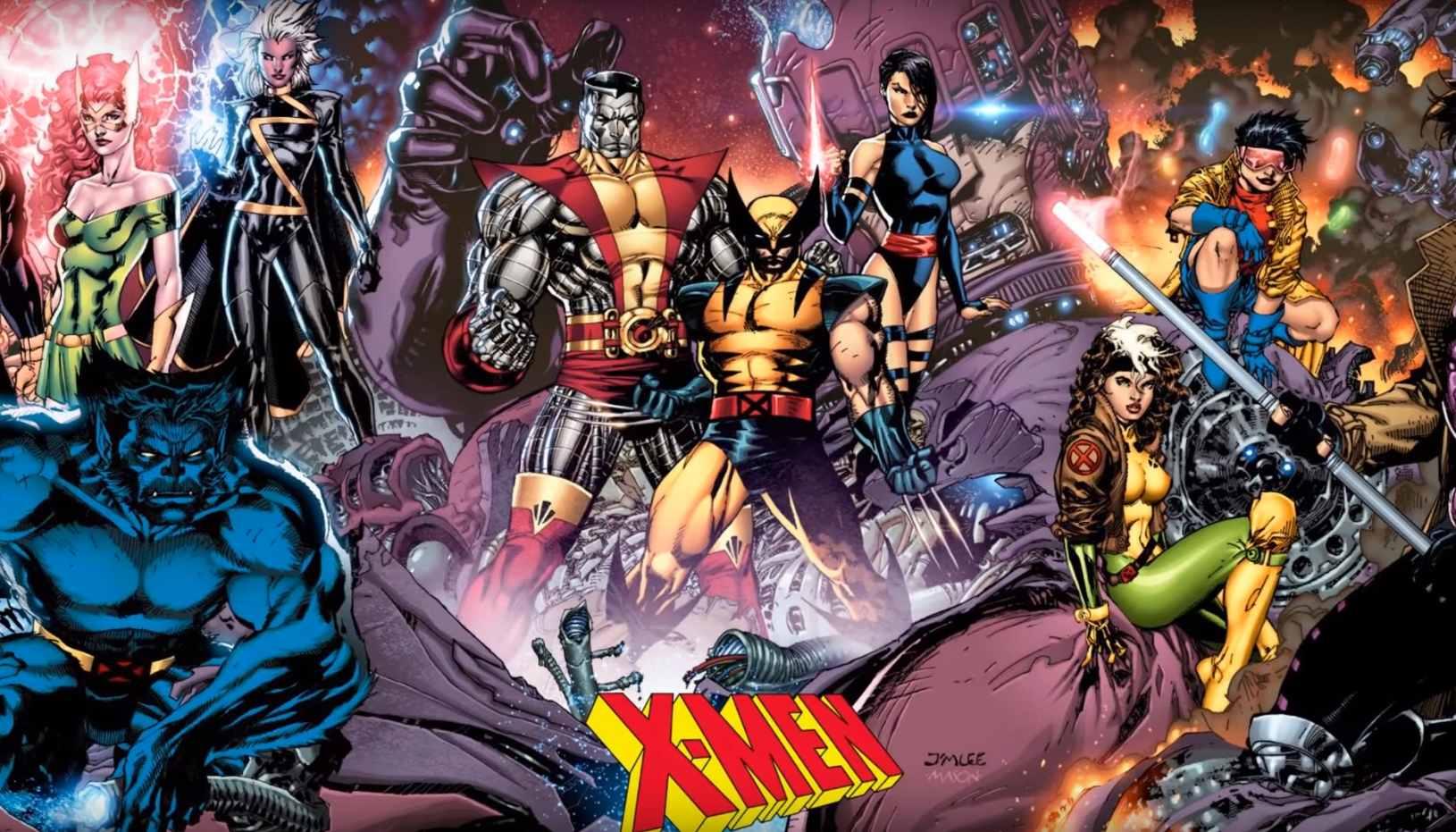 Узнайте кто Сильнейший мутант в Марвел - ВЫШЕ ОМЕГА УРОВНЯ