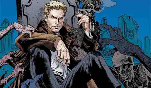 Джон Константин биография John Constantine Hellblazer DC comics