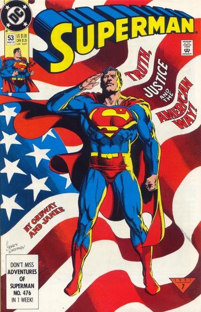 Супермен Superman Биография персонажа вселенной DC comics