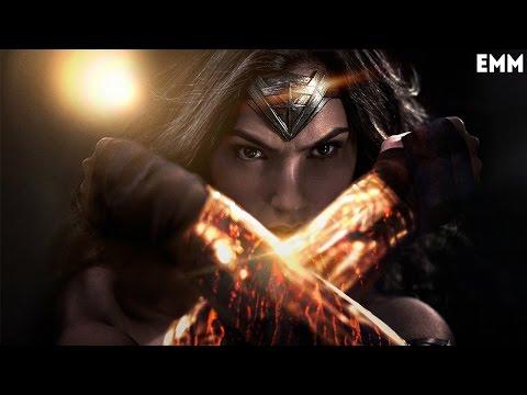 Бэтмен против Супермена: На заре справедливости крутое видео