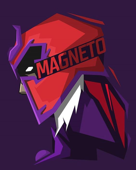 Магнето X-man Magneto marvel comics История происхождения картинки фото