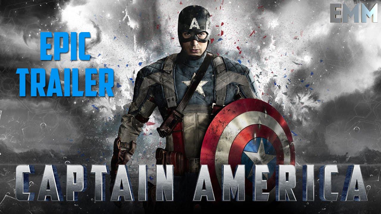 Captain America - Капитан Америка эпичное видео Марвел смотреть