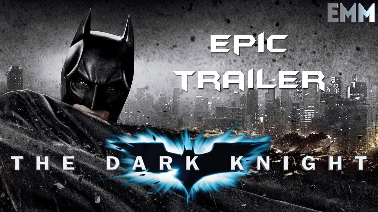 Christopher Nolan's Batman - Бэтмен Кристофера Нолана эпичное видео