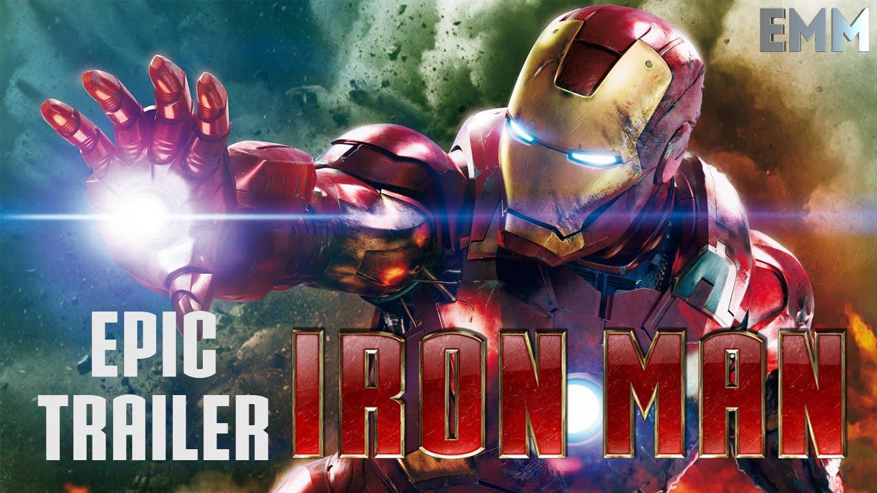 Iron Man - Железный человек видео про героя