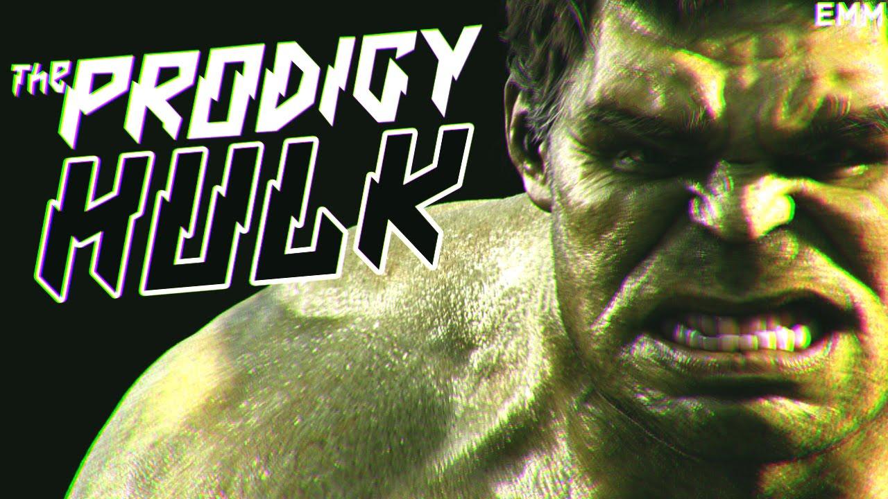 The Prodigy - Hulk (ХАЛК) невероятное видео о герое комиксов Марвел