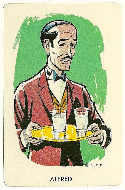 Пенниуорт Alfred Pennyworth дворецкий Бэтмена DC комикс Биография персонажа Готэм картинки фото 0 - Альфред Пенниуорт (Alfred Pennyworth) дворецкий DC комикс