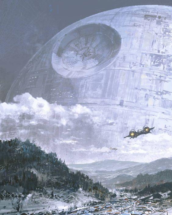 смерти Death Star Звездные войны История самого могущественного орудия империи картинки фото 0 - Звезда смерти (Death Star) Звездные войны