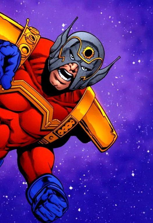 Орион Orion DC comics История героя вселенной ДиСи комикс