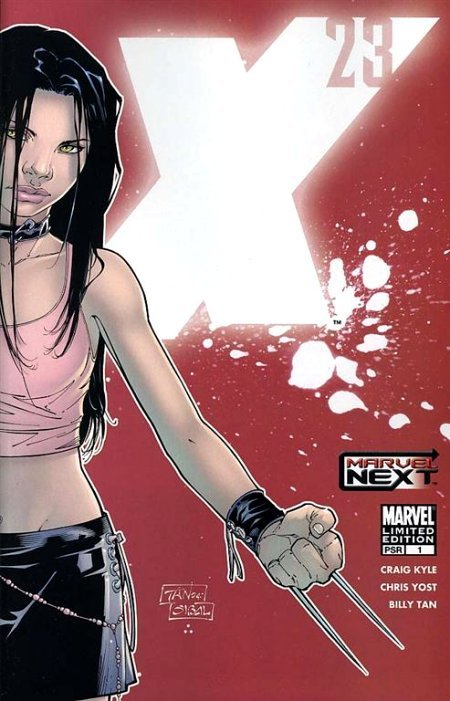 X-23 Комиксы Марвел читать онлайн на русском - X-23 Marvel comics