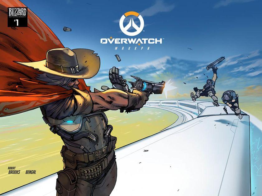 Overwatch комиксы читать онлайн на русском - comics Overwatch