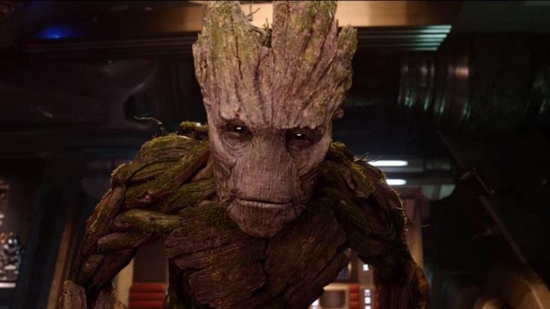 История персонажа Грут Groot Стражи Галактики