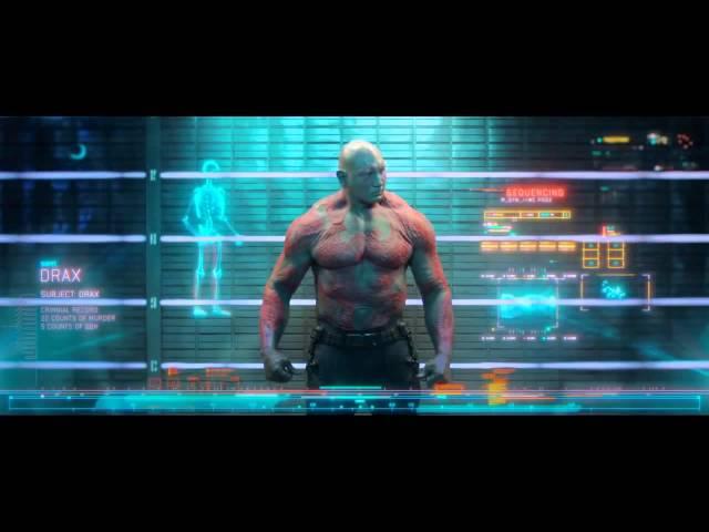 История персонажа Дракс Разрушитель - Drax the Destroyer (Стражи Галактики)