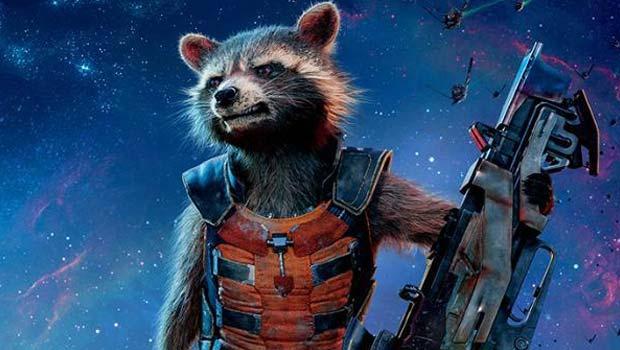 История персонажа Реактивный Енот Rocket Raccoon Стражи Галактики