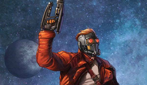 История персонажа Стар Лорд / Star Lord (Стражи Галактики)