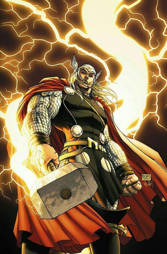 Комикс Тор № читать онлайн на русском языке Thor comics