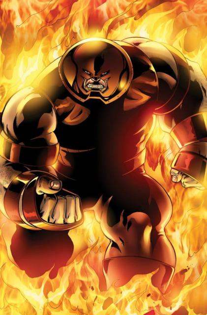 Джаггернаут (Juggernaut) - биография, история создания, силы и способности персонажа