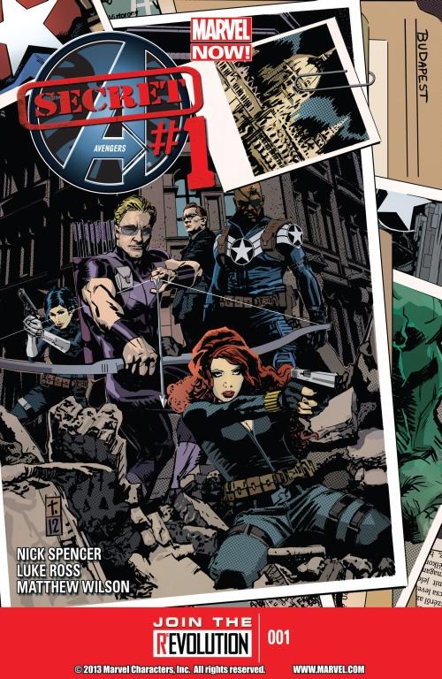 Комиксы Тайные Мстители Том 2 читать онлайн на русском языке