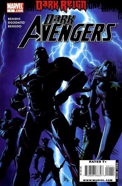 Комиксы Темные Мстители Том 1 читать онлайн на русском языке