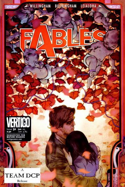 Комикс Сказания №1 (Fables) - читать онлайн на русском языке