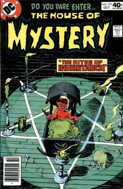 Комикс House of Mystery - №18 / Дом Тайн - №18 читать онлайн