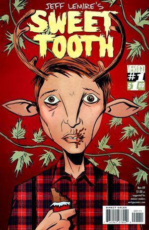 Комикс Sweet Tooth - №1 / Сладкоежка - №1 читать онлайн на русском