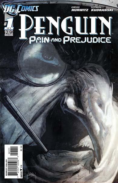 Пингвин - Боль и Предубеждение №1 читать Комикс онлайн