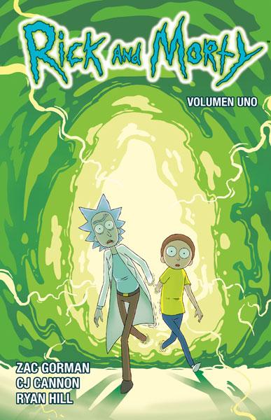 Рик и Морти комиксы читать онлайн на русском языке - Rick and Morty
