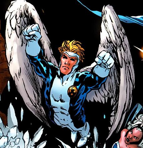 Ангел (Angel) - биография и создание персонажа