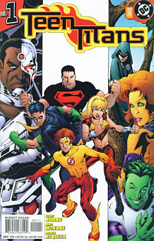 Комиксы Юные Титаны читать онлайн на русском - Teen Titans