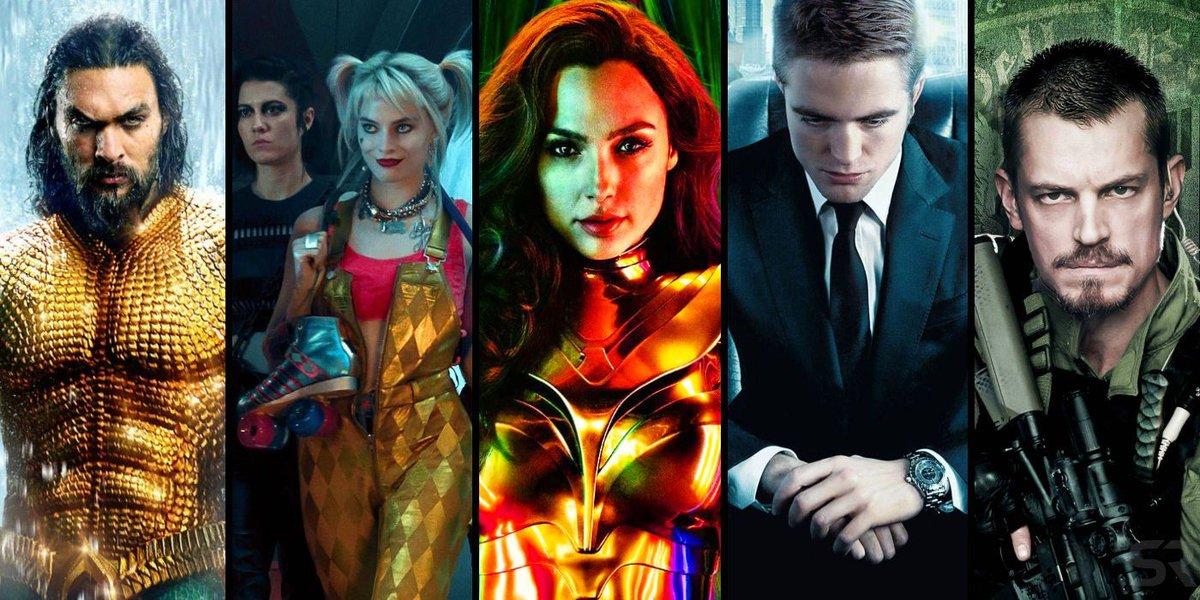 Самые ожидаемые фильмы 2020 года